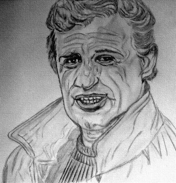 Jean-Paul Belmondo by fanfan